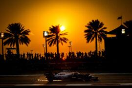 Ranking 2020 Drivers & Master Yas Marina by Nico Rosberg