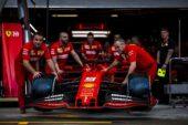 Lap Times 2nd Free Practice 2019 Brazilian F1 GP