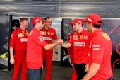 Brown: Ferrari no 'happy family' in 2020
