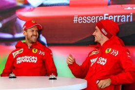 Prost predicts Ferrari driver 'conflicts' in 2020
