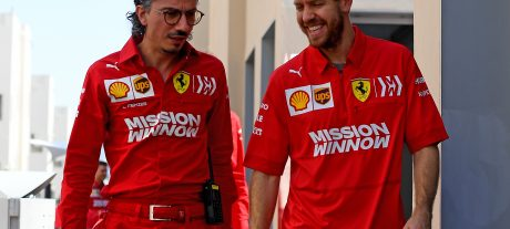 Vettel admits wanting to 'stay home' this weekend