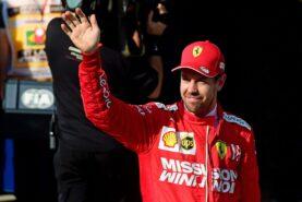 Vettel not thinking about retirement yet