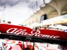 Alfa Romeo C39 Engine Fire-up