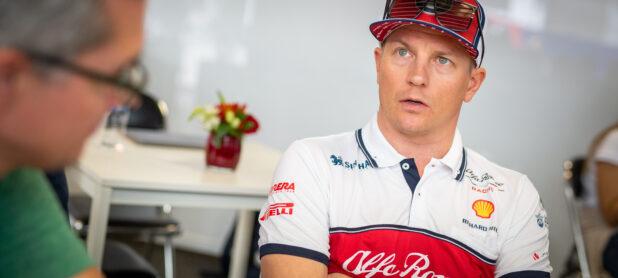 Raikkonen says Covid era changed little for him