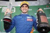 Sainz wants new McLaren contract