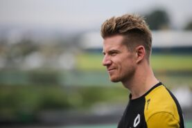 Hulkenberg only has 'small job' with Mercedes