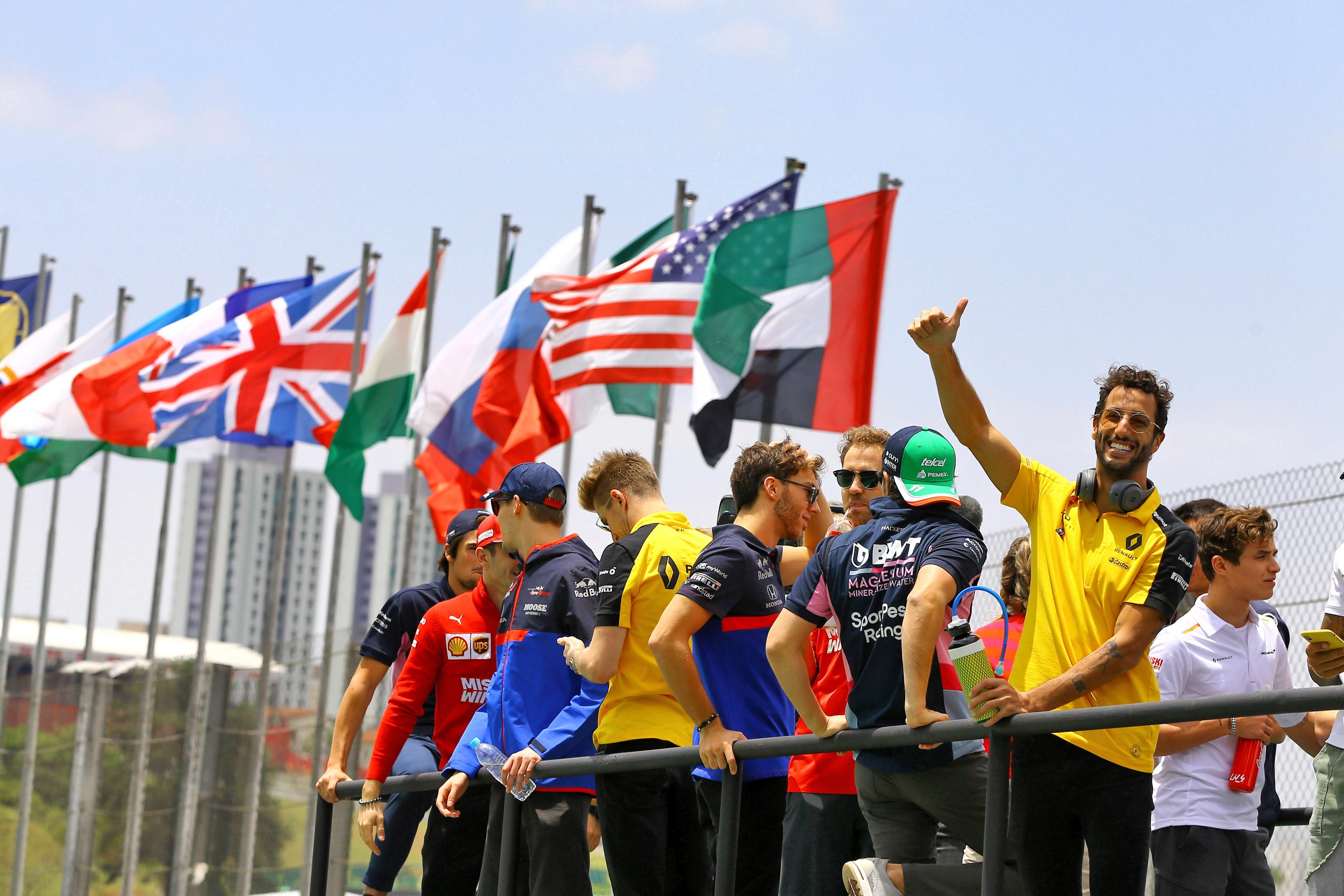 Wave of US politics rolls over Formula 1