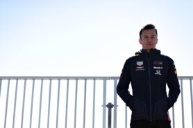 Red Bull confirms Albon for 2020