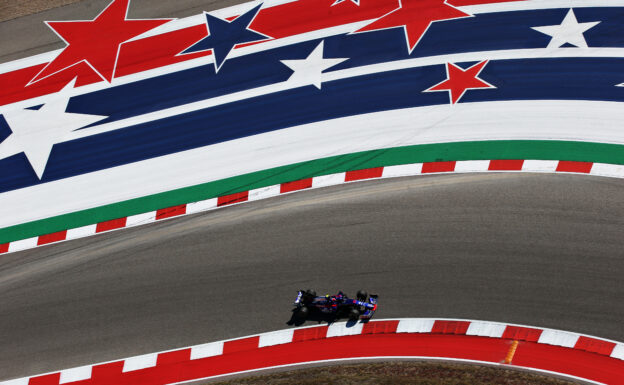 F1 to separate Miami and Austin race dates next year