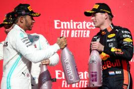 Ecclestone: Verstappen will beat Hamilton eventually