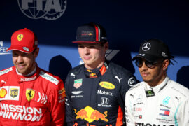 Salo: Verstappen news doesn't change driver market