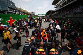 F1 reinstates pre-race grid procedure for Austria