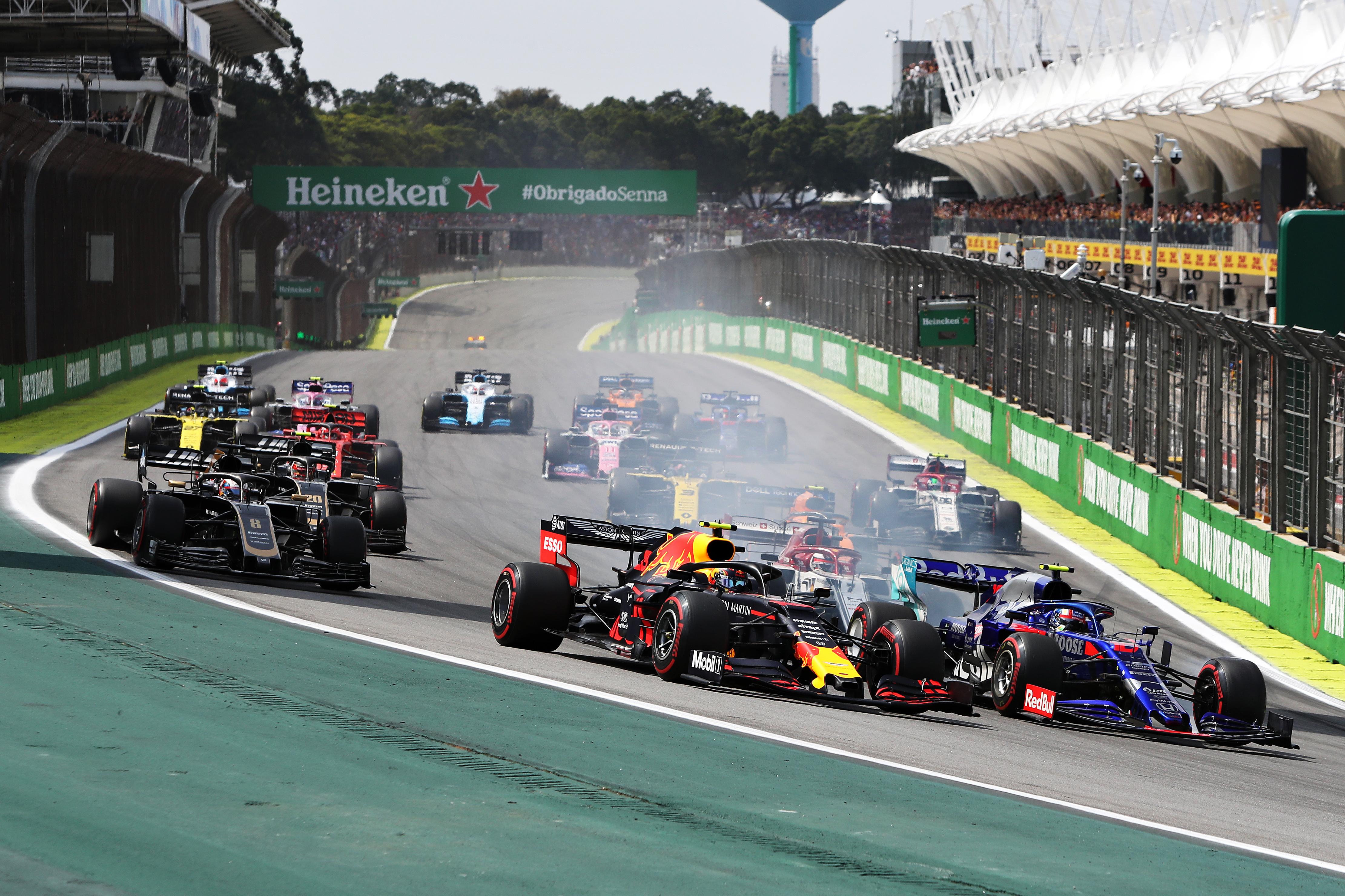 F1 plans 'normal' 23-race calendar for 2021