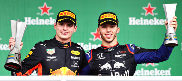 Verstappen thinks Gasly's approach at Red Bull didn't work out