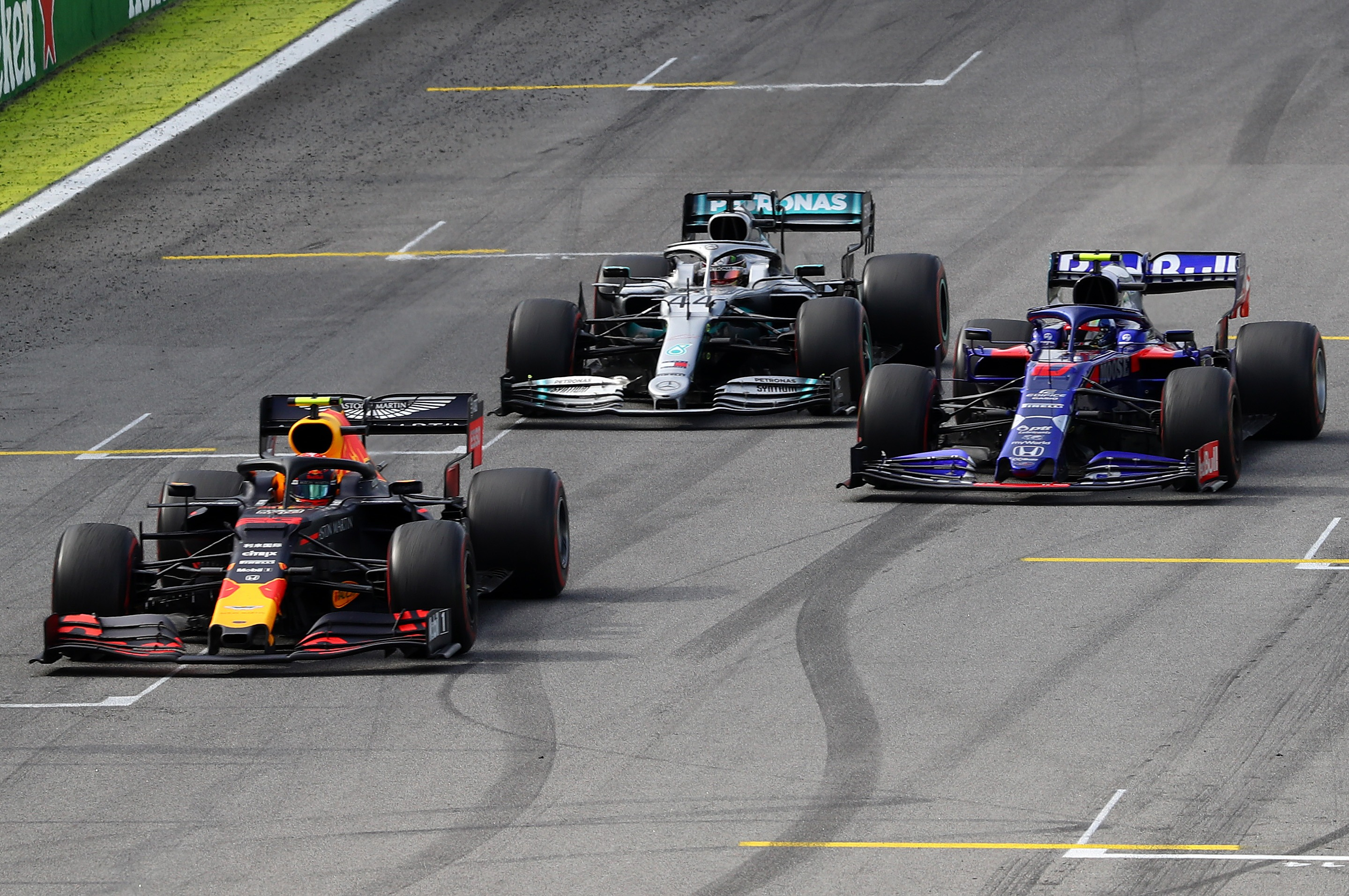 Mercedes & Honda asked for 'party mode' ban delay