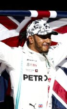In the pitlane - Sir Lewis Hamilton's Dilemma