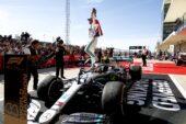 Lewis Hamilton Sixth Crown