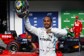 Ferrari 'happy' to consider Hamilton for 2021