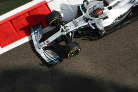 F1 sponsor says Mercedes exit rumours 'not new'