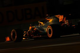 When it comes to F1 coverage, less is more?