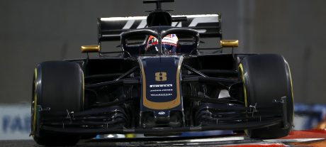 Haas at the Circuit: Mark Herrick