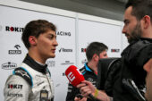 Russell says relation with Wolff better after Imola talks