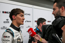Russell would consider F1 team 'offers'