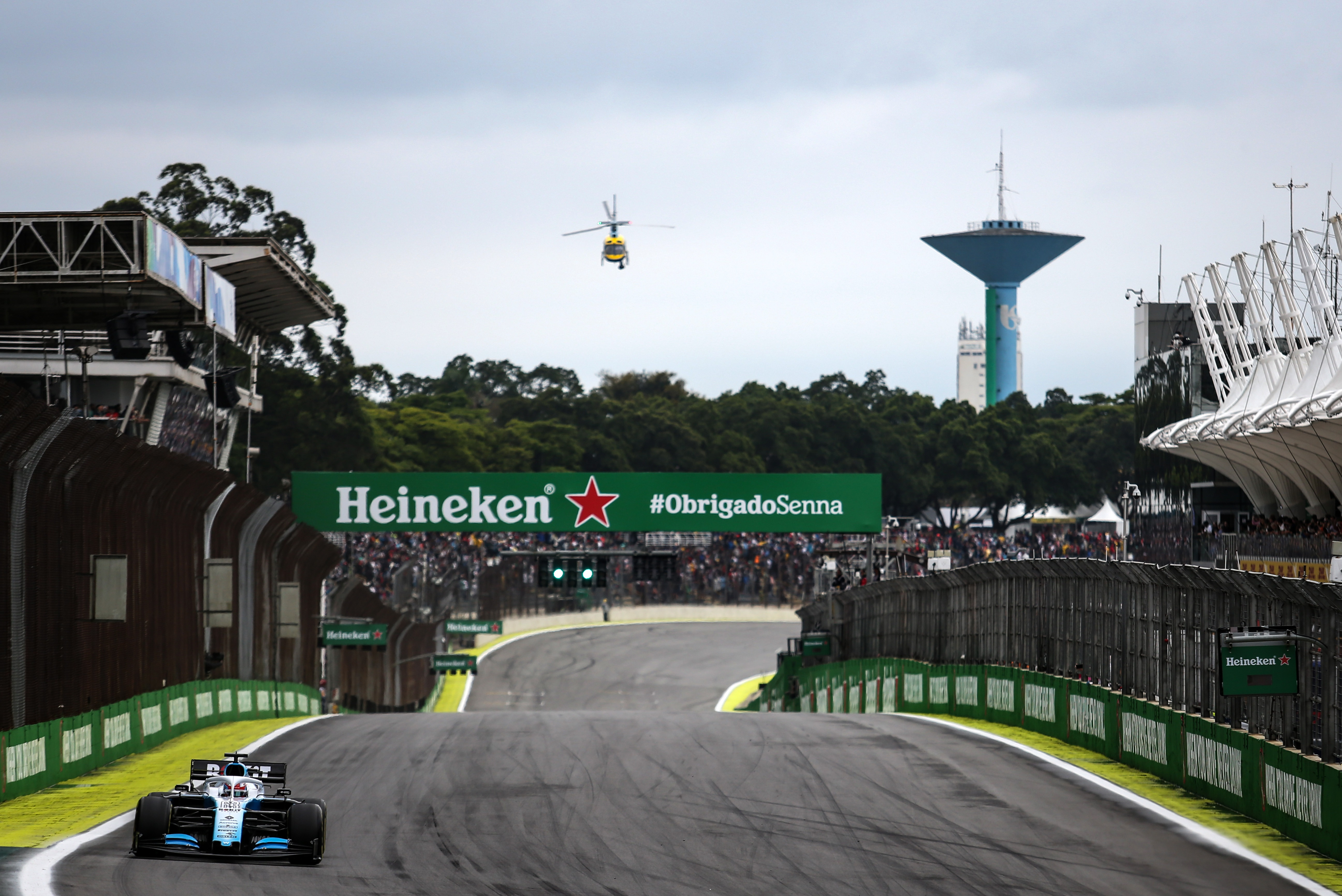 Sao Paulo extends F1 race deal until 2025