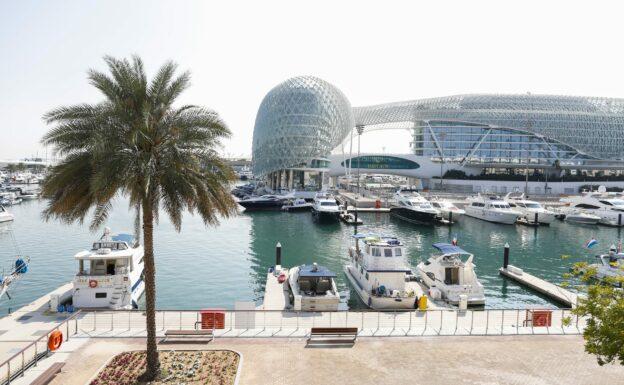 Lap Times FP1 2019 Abu Dhabi F1 GP