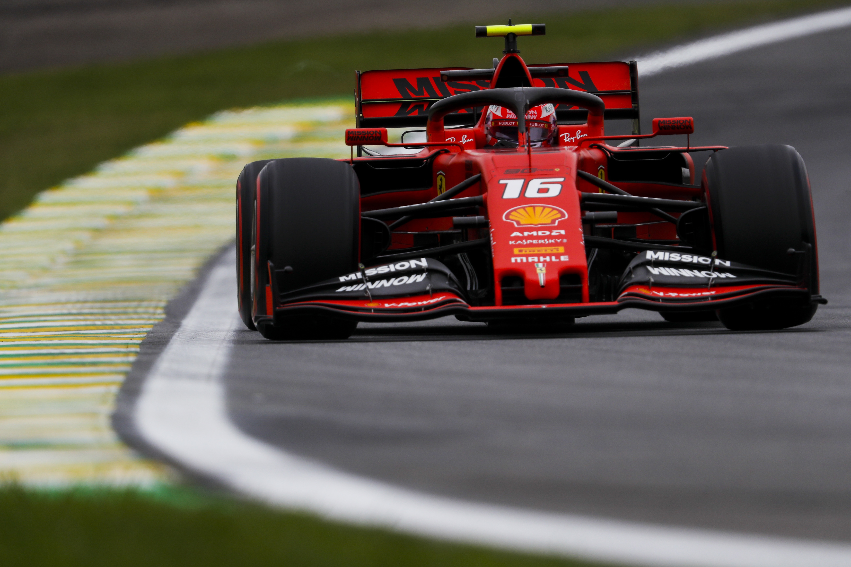 Ferrari engine back on song in Brazil