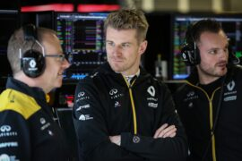 Hulkenberg also not switching to Indycar?