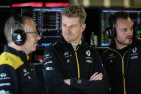 Steiner admits having contact with Hulkenberg