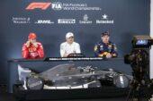 2019 US F1 GP Post-Quali Press Conference