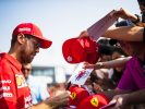 Vettel admits trying vegan diet