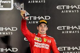 Leclerc wants title battle with Vettel in 2020