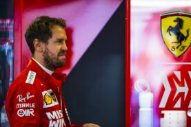 Vettel admits it took 'a long time' to accept Ferrari axe