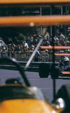 John Surtees driving the BRM during the 1969 Monaco F1 GP