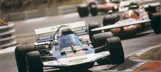 1971 French Grand Prix: F1 Race Winner, Podium & Results