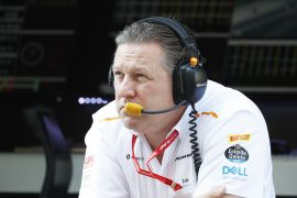 Brown: McLaren 'opportunity' will come in 2022