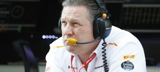 McLaren CEO says F1 is still debating about next engine format