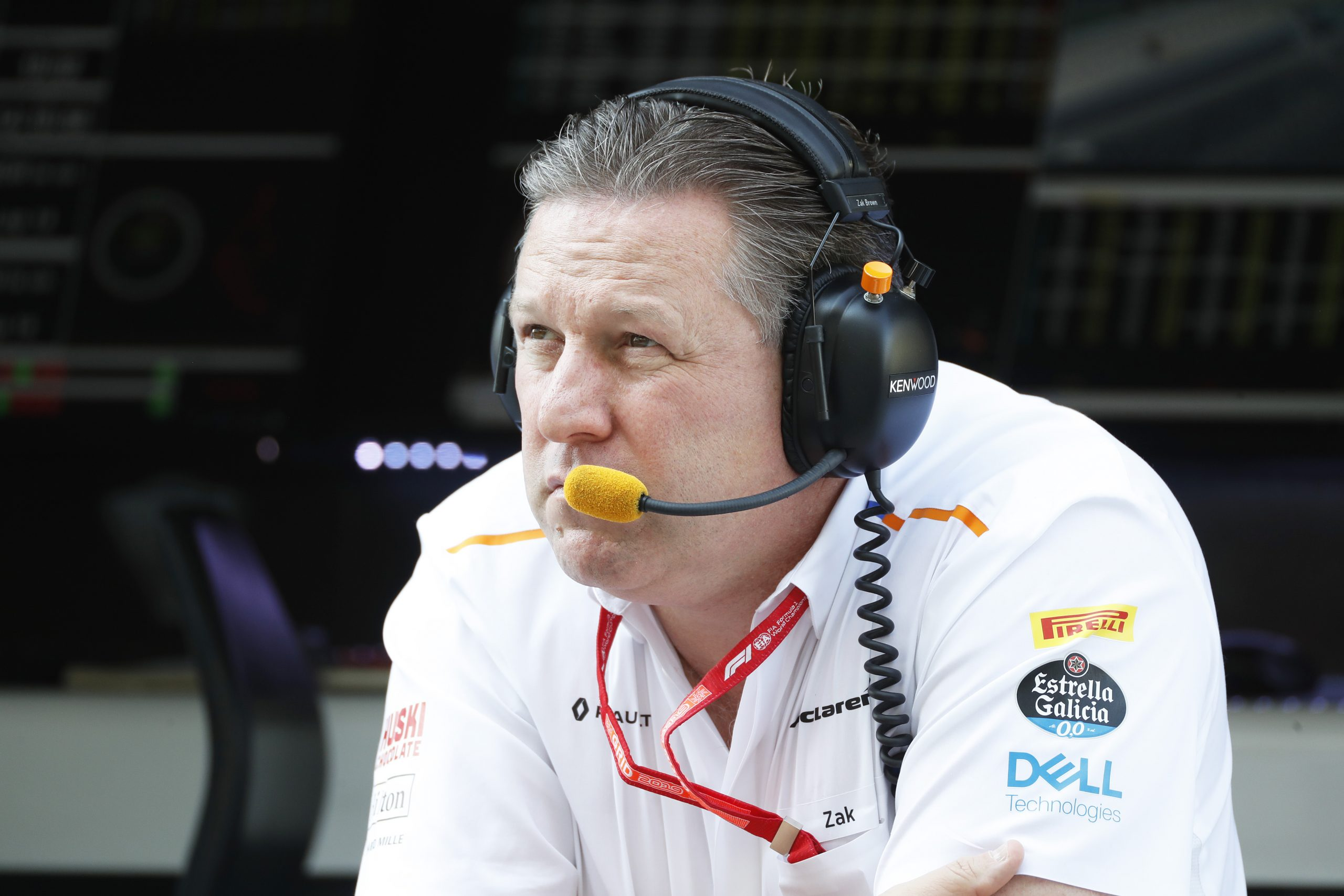 Zak Brown 2020 Beyond the Grid podcast