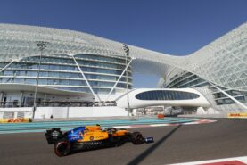 Yas Marina to alter track for final race this season