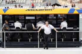 Report: McLaren could sell 30% team stake