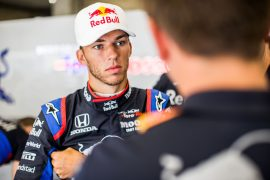 Gasly to push for Red Bull return