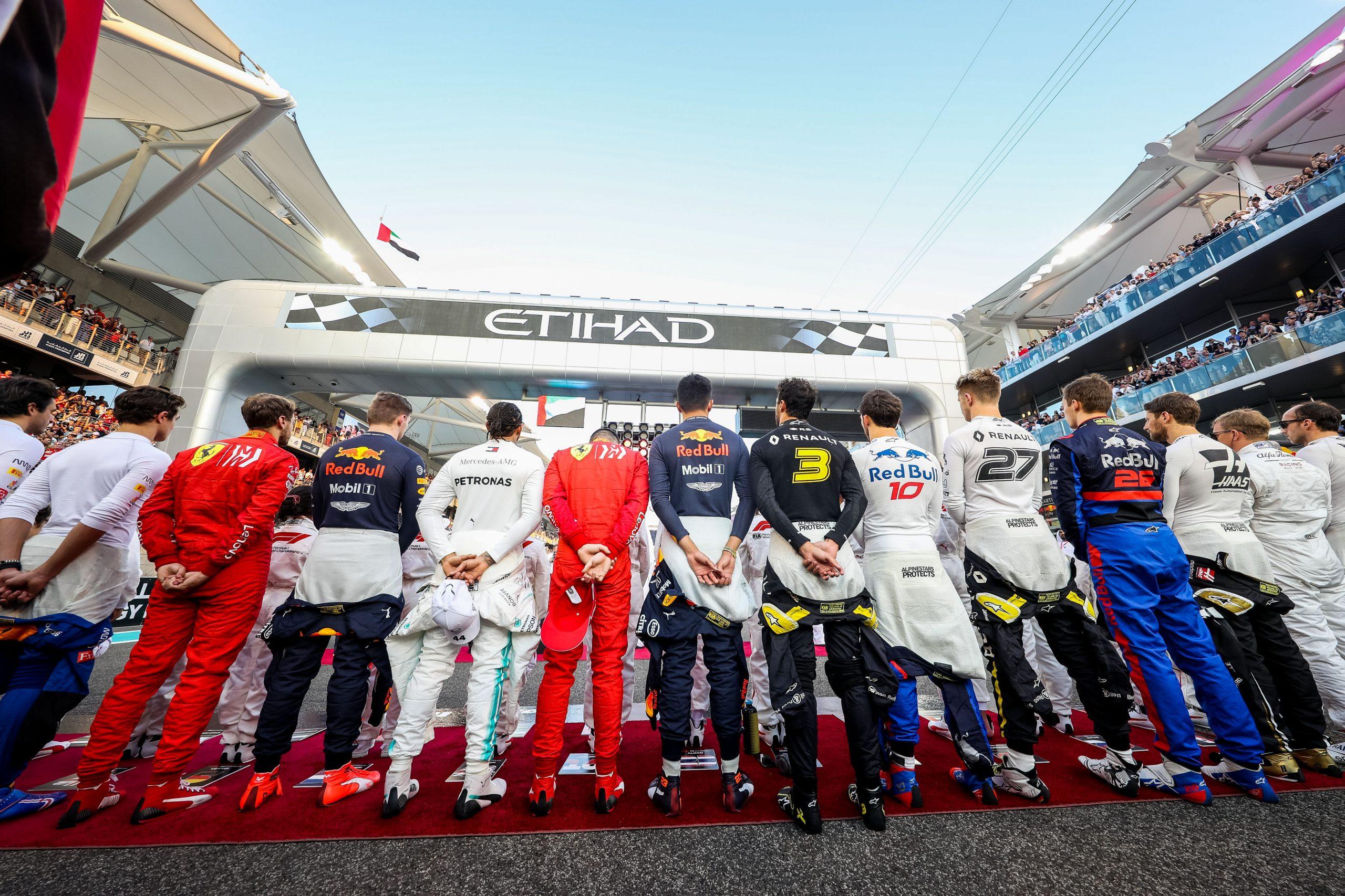 Kierowcy F1