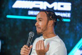 Wolff: Hamilton 'on right track' for Abu Dhabi return