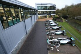 Mercedes boss plays down current team sale rumours