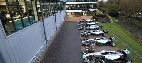Report: Stroll & Wolff eye Mercedes team takeover?