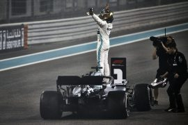 F1 in Schools Surprise with Lewis!