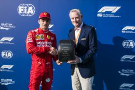 Prost: Leclerc 'equal number 1' now